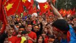 Các cầu thủ của U23 Việt Nam! Hôm nay, cả nước tự hào chờ đón các bạn trở về!