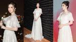 Diện váy công chúa, Đỗ Mỹ Linh vượt trội Phạm Hương, chuẩn bị 'soán' danh xưng 'thần tiên tỷ tỷ' của Đặng Thu Thảo
