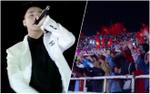 Sơn Tùng hát mở màn lễ vinh danh U23 Việt Nam đầy phấn khích và tự hào