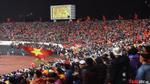 Sân vận động Mỹ Đình chật kín, Lương Xuân Trường từ sáng chưa ăn nhưng không thấy đói vì… vui quá