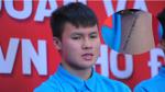 Người hâm mộ xúc động khi nhìn thấy hình xăm đặc biệt trên tay cầu thủ Quang Hải