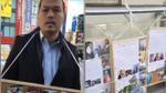 Người thân quê nhà xin chữ ký để tìm công lý cho bé Nhật Linh bị sát hại tại Nhật