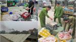 Tràn lan thực phẩm bẩn trước Tết Nguyên đán - Người tiêu dùng 'méo mặt' vì lo tiền mất tật mang