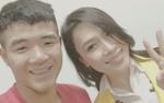 Sau Duy Mạnh - Văn Thanh, đến lượt Hà Đức Chinh U23 Việt Nam khoe ảnh selfie cùng Mỹ Tâm