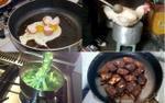 Đừng hỏi 'bao giờ lấy chồng' với cô nàng còn đang tập tành nấu nướng