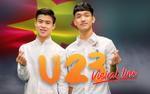 Cảnh báo fan U23 Việt Nam: 'Gục ngã' trước bộ đôi 'soái ca' Trọng Đại - Duy Mạnh cực điển trai với sơ mi trắng