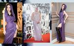 Xu hướng váy trùm đầu nổi lên mấy ngày gần đây, Angela Phương Trinh, Võ Hoàng Yến thi nhau chưng diện