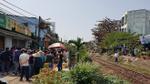 Đà Nẵng: Băng qua đường sắt, người phụ nữ bị tàu hỏa tông chết thảm