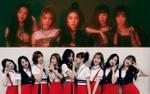 Nhờ hit mới, Red Velvet chấm dứt chuỗi 'bất bại' suốt 4 tháng của TWICE