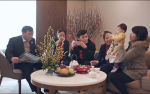 Thủ môn Bùi Tiến Dũng nghẹn ngào chia sẻ khoảnh khắc về nhà ăn Tết sau cả năm xa quê