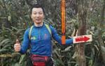 Người đàn ông chạy bộ 211km trong 27 tiếng về quê ăn Tết