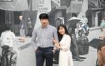 Giới trẻ xúng xính váy áo đến chụp ảnh trên con đường bích họa Phùng Hưng ngày 28 Tết