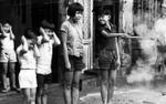 Bồi hồi ngắm lại loạt ảnh Tết xưa ở các nước châu Á