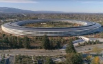 Trụ sở 'tàu vũ trụ' trị giá 5 tỷ USD của Apple rất ấn tượng nhưng bạn đừng mơ có cơ hội ghé thăm