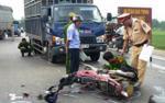 155 người thiệt mạng vì tai nạn giao thông trong 5 ngày nghỉ Tết