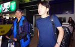 HLV Miura tập mùng 5 Tết và khát vọng vô địch V.League 2018