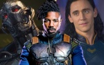 Killmonger (Black Panther)có thể qua mặt Loki, trở thành 'kẻ phản diện được ưa thích nhất Marvel'
