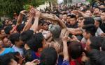 Kỳ lạ lễ hội phồn thực và trai giả gái 'độc nhất' ở Việt Nam