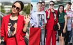 Hương Giang Idol mang hơn 100 kg hành lý lên đường 'chinh chiến' tại Hoa hậu Chuyển giới Quốc tế
