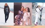 Kỳ Duyên 'kín bưng', Angela Phương Trinh khoe vòng 3 sexy xuống phố tuần qua