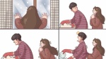 """Bộ tranh siêu dễ thương về """"cô bạn gái mà chàng trai nào cũng muốn yêu'"""