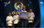 10X Sài Gòn khiến khán giả bật khóc ở thi quý 'Đường lên đỉnh Olympia'