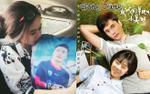 Bạn gái Quang Hải và hàng nghìn chân dài mừng sinh nhật thủ môn Bùi Tiến Dũng