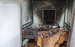 Ghen với cha vợ, con rể phóng hỏa đốt nhà khiến 3 người bị bỏng nặng