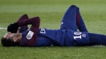 Sốc: Chấn thương của Neymar được… nhà tâm linh dự báo từ trước