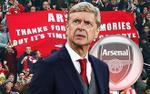 Chuyện tình Wenger - Arsenal và 50 năm ra đời Khúc thụy du