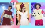 Tóc xù mì, uốn xoăn 'hot' nhất năm nay cùng nhau 'oanh tạc' sàn diễn Asian Kids Fashion Week