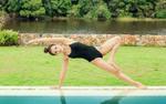 Jolie Phương Trinh: Cô nàng nóng bỏng có thể tập yoga mọi lúc mọi nơi