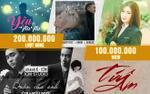 Đây là 5 sản phẩm Vpop 2017 mà qua 2018 vẫn lập kỉ lục đều đều