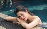 Chiêm ngưỡng hình ảnh bơi lội nóng bỏng của Chế Nguyễn Quỳnh Châu