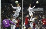 Những pha bay người đánh đầu ghi bàn như 'siêu nhân' của Ronaldo
