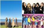 Mamamoo lọt top thương hiệu girlgroup Kpop, bám sát TWICE và Red Velvet