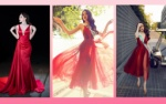 Không chỉ lên ngôi hoa hậu, Hương Giang còn xuất sắc lập 'cú đúp' với hai bộ cánh lọt top sao đẹp tuần