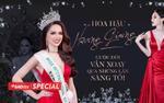 Hoa hậu Hương Giang - Cuộc đời vần xoay qua những lần sáng tối