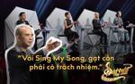 Châm ngôn mới của dàn HLV Sing My Song 2018: Gạt cần có trách nhiệm!