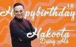 Hakoota Dũng Hà: Gã nghệ sĩ bụi bặm, quái tính thích đeo kính và ăn kem