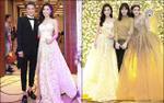 Tố My mừng hôn lễ em gái cùng dàn sao Việt đình đám
