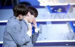 Hậu lùm xùm 'vạ miệng', Wanna One khóc trong buổi họp kiểm điểm với CJ và YMC