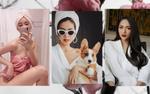 Áo choàng tắm mới là 'hot trend' đỉnh cao, các sao Việt đang tích cực theo đuổi mấy ngày qua