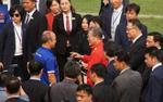 Tổng thống Hàn Quốc giao lưu cùng U23 Việt Nam và HLV Park Hang Seo
