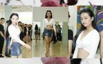 Chân dài 16 tuổi khoe eo 'con kiến' nổi bật giữa dàn thí sinh Siêu mẫu VN tiềm năng