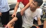 Thượng úy PCCC bị máy cắt gần đứt lìa ngón tay khi chữa cháy
