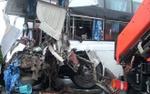 Vụ xe khách đâm xe cứu hỏa: Tài xế nhờ luật sư trợ giúp pháp lý