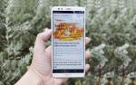 Trên tay nhanh Huawei Y7 Pro 2018: Thiết kế đẹp với màn hình tràn viền và camera kép