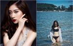 Ngẩn ngơ ngắm dung nhan nữ sinh lọt top 10 Hoa khôi trường Báo: Đã xinh như mộng lại có vòng eo con kiến 55cm