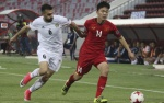 Đội tuyển Việt Nam không thể viết lên câu chuyện cổ tích trước Jordan